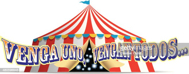 Venga Uno Heading C : Vector Art