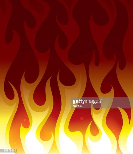 vertical fires
