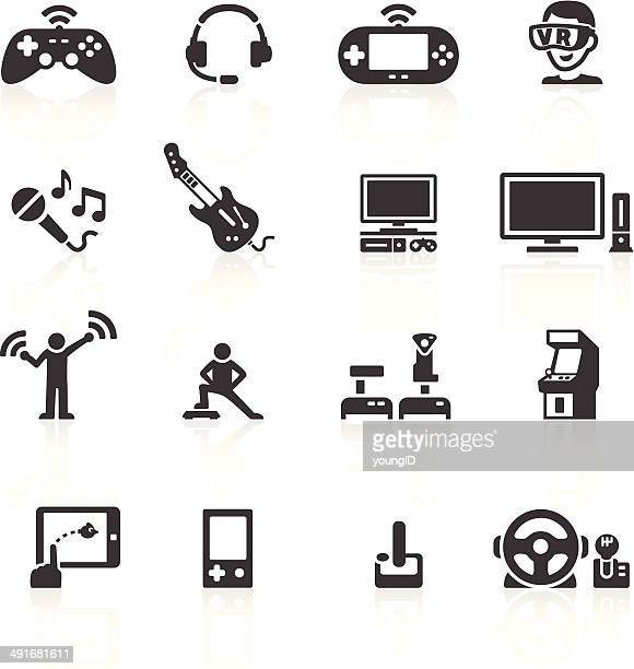 Video Game Hardware Icons