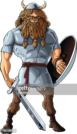 Viking : Vector Art