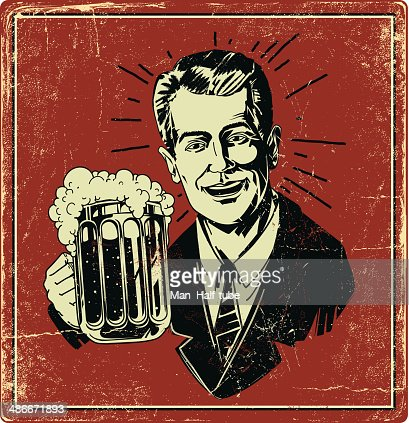 Beer Vintage 75