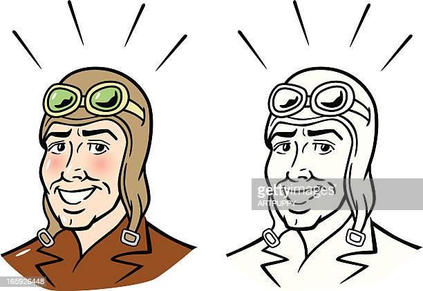 Vintage Pilot or Driver