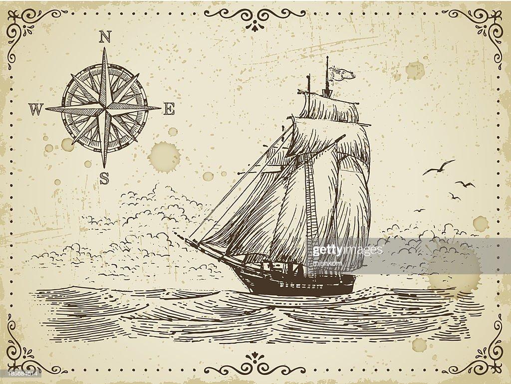 Vintage Sailing 78