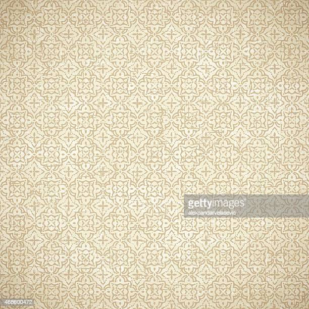 Vintage Wallpaper Seamless Background