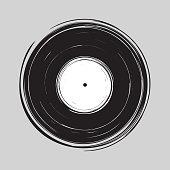 Vinyl draw design in vector format