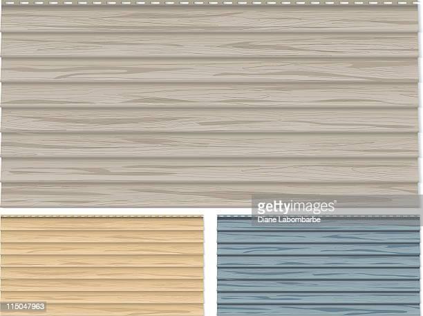 Vinyl Siding-Woodgrain Schindel