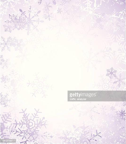 Violet christmas Hintergrund