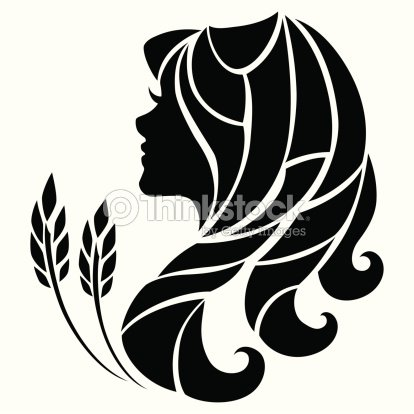 Virgo Zodiac Sign Vector Art Thinkstock