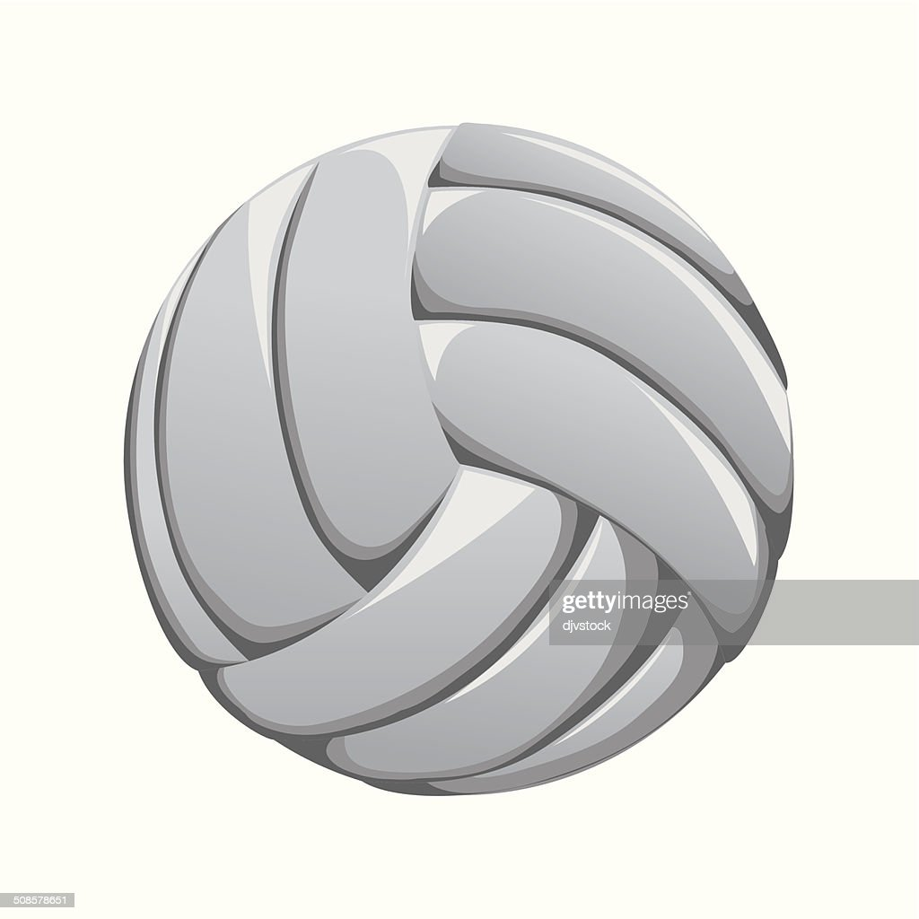 volleyball-design : Vektorgrafik