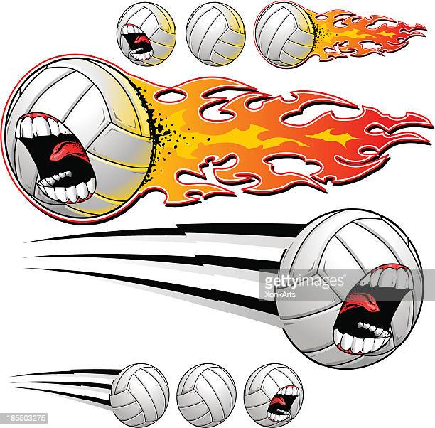 Volleyball Scream
