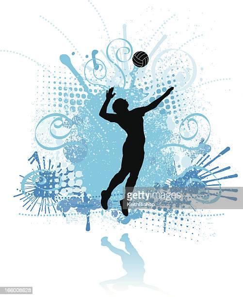 Volleyball Serve Design - Girls