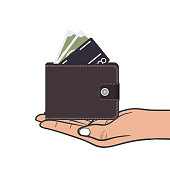 Currency, Wallet, Coin Bank, Coin, Paper Currency