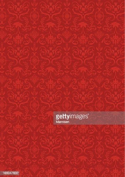 Wallpaper Wine - Vector
