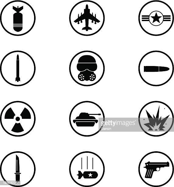 War Military Icons