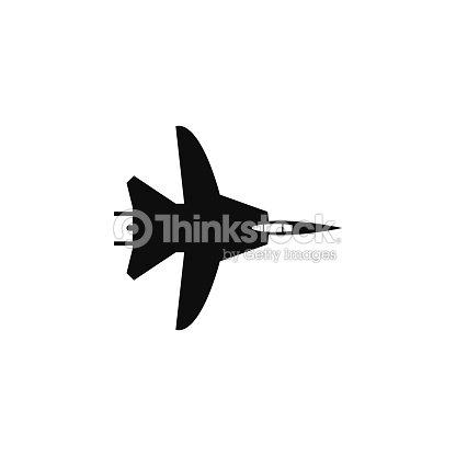 War Plane Icon Military Aircraft Element Icon Premium