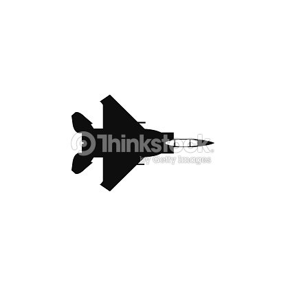 War Plane Icon Military Aircraft Element Icon Premium