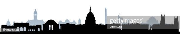 Washington DC (All Buildings are Moveable and Complete)