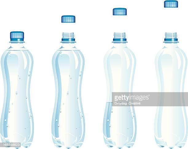 Wasser Wasserflasche