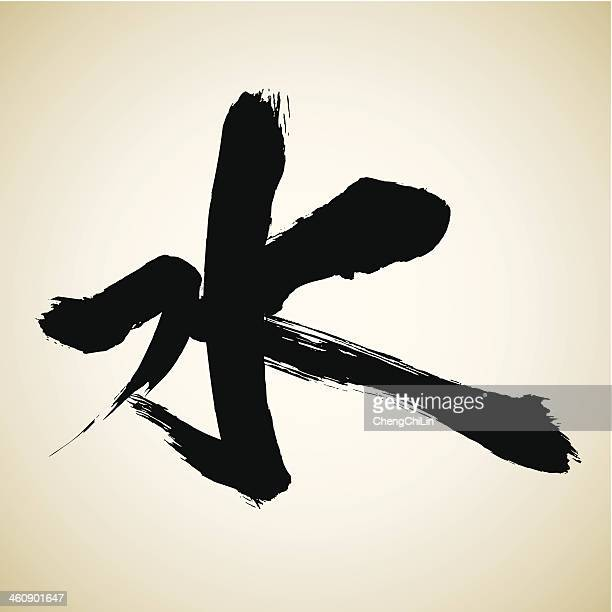 Chinese Script Vector Art And Graphics Getty Images
