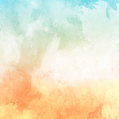 Detailed watercolour texture background