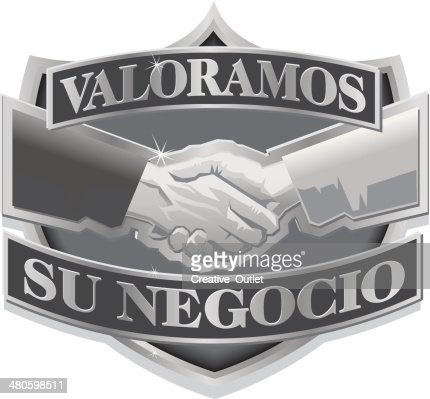 Valoramos Heading : Vector Art