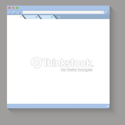 web browser template vector art thinkstock