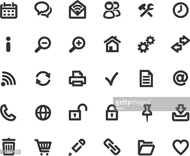 Web Computer icons