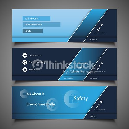web design elements header designs vector art thinkstock
