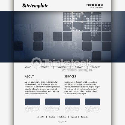 Website design with squares and mosaic world map vector art thinkstock website design with squares and mosaic world map vector art gumiabroncs Choice Image