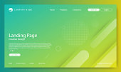 Abstract Background with Gradient Texture is A Cool Design. This Use is Usually for Multimedia and Publishing Industry.