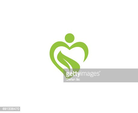 Wellness emblem : Vector Art