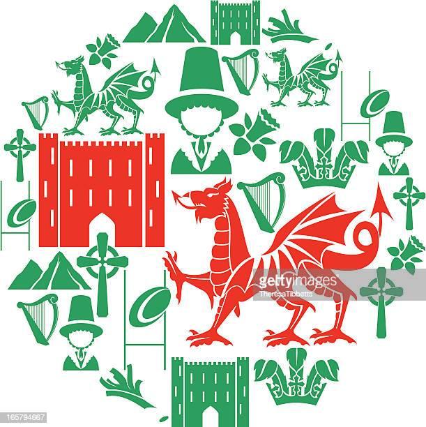 Welsh Icon Set