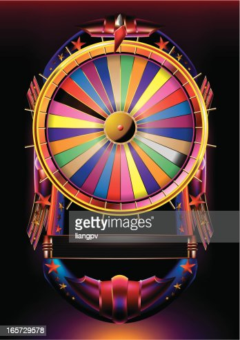 Wheel Of Fortune Vector Art | Getty Images