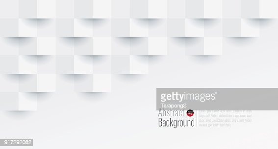 White abstract background vector. : Vector Art