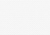 Vector Seamless sports wear Irregular Rounded Lines Halftone Transition Abstract Background Pattern white color.