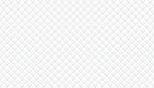 White seamless diamond texture. Vector background