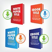 Whitepaper and Ebook Image with download button