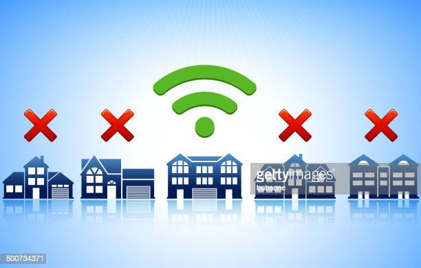 Wi-Fi Building Hotspot