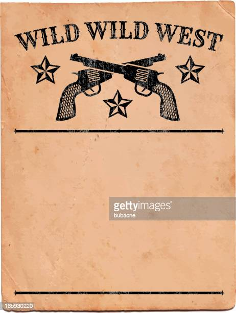 wild west wanted background -#main