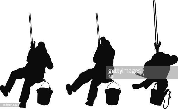 window washer stock illustrations and cartoons getty images