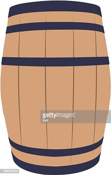 Ilustraciones de stock y dibujos de barrica vino getty - Barril de vino ...