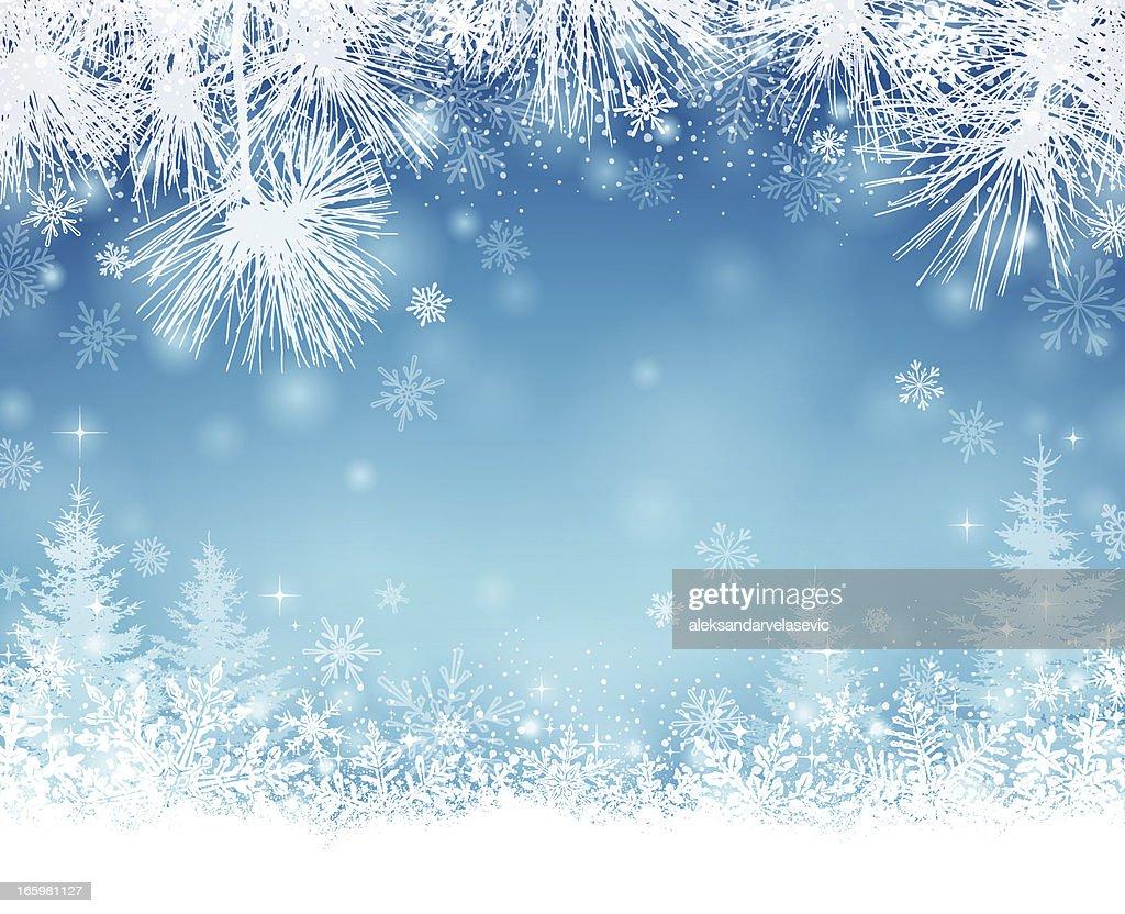 Winter Background Pics