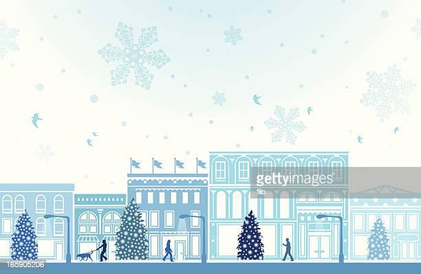Winter Holiday Shopping