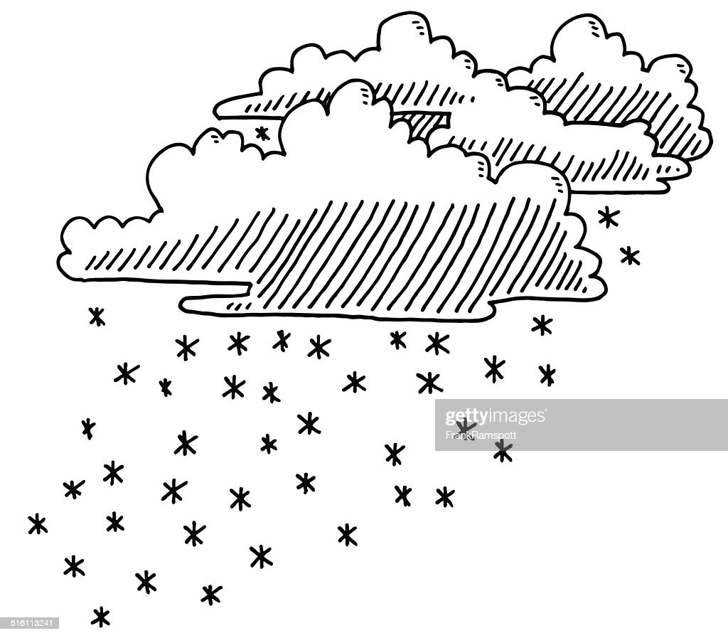 winter snowing stock photos and pictures getty images South Park River winter snowing cloud drawing