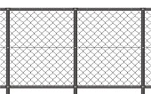 wire fence pattern illustration