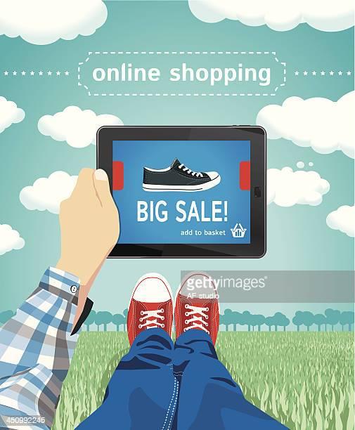 Wireless shopping