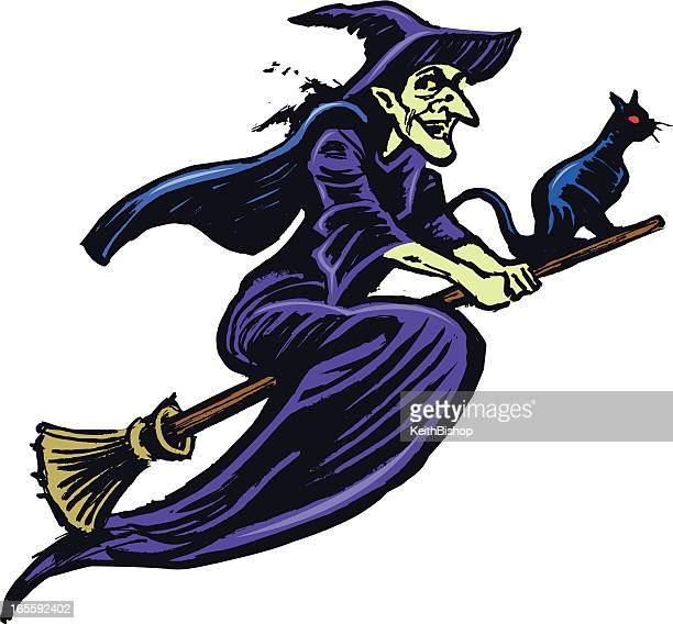 Broom Stock Illustrations And Cartoons Getty Images