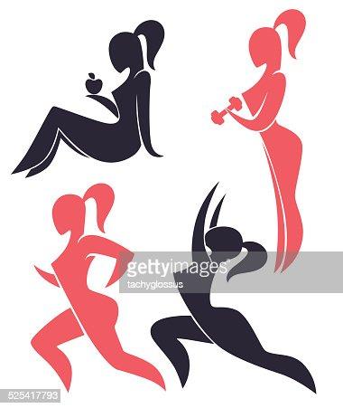 ladies gym logos - photo #35