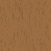 Wood grain texture background, vector