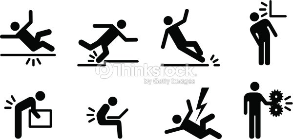 Workplace Hazards Stock Vector Thinkstock